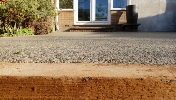 Resin bound gravel benefits