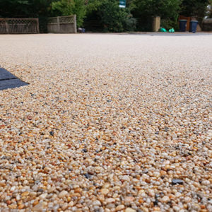 Resin Bound Gravel