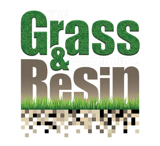 grass & resin logo icon