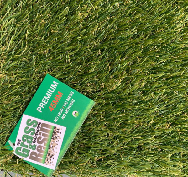 Premium 45mm Artificial Grass
