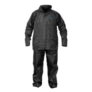 Ox Rain Suit – Black | Grass and Resin Warehouse