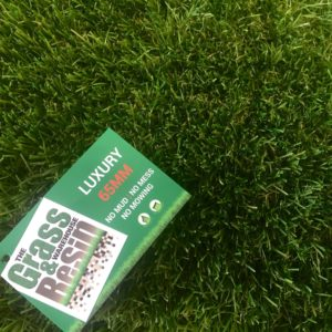 Luxury 65mm artificial grass | Grass and Resin