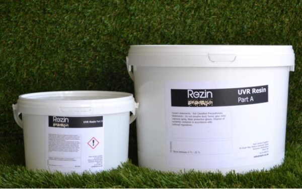 Resin UVR | Resin Bound Gravel Kits